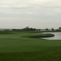 Photo taken at Rum Pointe Seaside Golf Links by Mike T. on 8/23/2012