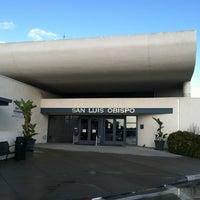 Photo taken at San Luis Obispo County Regional Airport (SBP) by Patrick on 3/18/2012