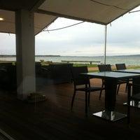 Photo taken at Hotel Ebeltoft Strand by Mirjam on 5/14/2012