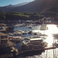 Photo taken at Ketchikan, Alaska Pier One by Barry R. on 7/16/2012