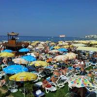 7/14/2012에 Ahmet Ç.님이 Cemos Beach에서 찍은 사진