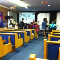Photo taken at Remedy Church by Mike A. on 7/25/2012