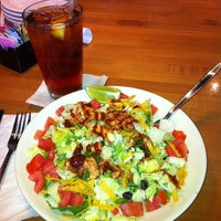 Photo taken at California Pizza Kitchen by Robert D. on 4/24/2012
