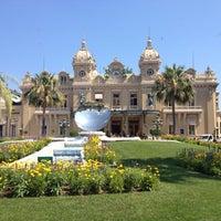 Photo taken at Casino de Monte-Carlo by Vanessa on 7/11/2012