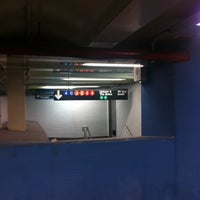 Photo taken at MTA Subway - Fulton St (A/C/J/Z/2/3/4/5) by Scott B. on 2/17/2012