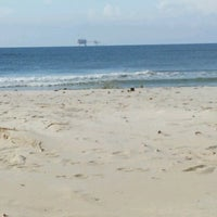 Photo taken at coco beach by Cortney M. on 9/8/2012