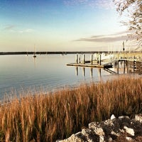 Photo taken at Cumberland Lady (ferry To Cumberland Island) by Trent K. on 3/13/2012