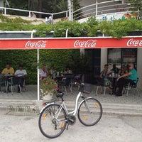 Photo taken at Caffe Bar Moloco by Menno v. on 6/10/2012