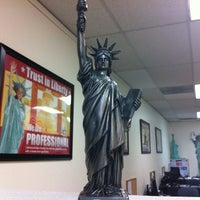 Photo taken at Liberty Tax by Stuart C. on 2/29/2012