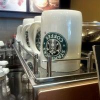 Photo taken at Starbucks by Christine L. on 6/14/2012
