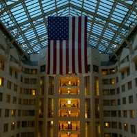 Photo taken at Grand Hyatt Washington by Brenda T. on 5/15/2012