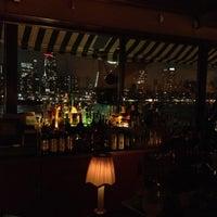 Das Foto wurde bei The River Café von Hailey Heewoo K. am 2/15/2012 aufgenommen