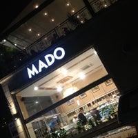 Photo taken at Mado by Vusal H. on 3/31/2012