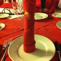 Photo taken at Ресторан «Иван Васильевич» by Alex T. on 2/11/2012