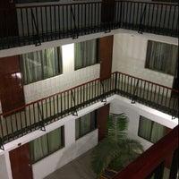 Photo taken at Hotel Samaña by Mauricio V. on 7/11/2012