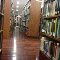 Photo taken at Office of the University Library by Jutatip on 8/1/2012