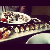 Photo taken at Miyabi by Brittany J. on 5/3/2012