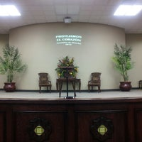 Photo taken at Rio Grande Valley Assembly Hall of Jehovah's Witnesses by Daniel S. on 7/20/2012