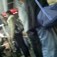 Photo taken at MUNI Bus Stop - Geary & Fillmore by Joe M. on 3/31/2012