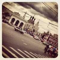 Снимок сделан в Таганская площадь пользователем AlenaZ 8/24/2012