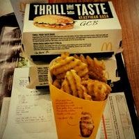 Photo taken at McDonald's / McCafé by Sylvia C. on 8/31/2012
