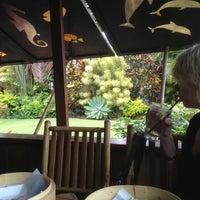 Photo taken at Hanalei Dolphin Restaurant by CB C. on 3/15/2012