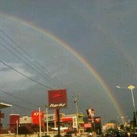 Photo taken at Lapangan Merah Enggal by ★Anggapung™ on 5/3/2012