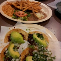 Photo taken at Tío Luis Tacos by Denise Y. on 3/25/2012