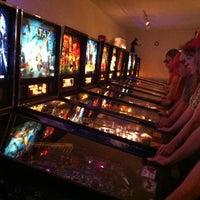 Photo taken at CP Pinball by Jenna G. on 7/14/2012