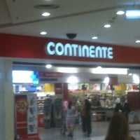 Photo taken at Continente by Miguel on 8/2/2012
