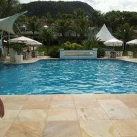 Photo taken at Plaza Resort & Spa Itapema by Rodolfo B. on 2/27/2012
