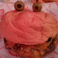 Photo taken at Cheeburger Cheeburger by Jerry R. on 7/13/2012