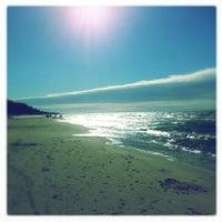 Photo taken at Lubiatowo - Morze by Marek O. on 7/15/2012