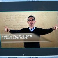 Photo taken at Kabbalah Centre Studio by Jennifer Dakota on 6/8/2012