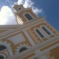 Photo taken at Igreja São Frei Pedro Gonçalves by Sergio on 8/29/2012