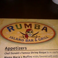 Photo taken at Rumba Island Bar & Grill by Dave M. on 7/23/2012