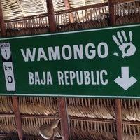 Photo taken at Wamongo's by Lau M. on 6/24/2012