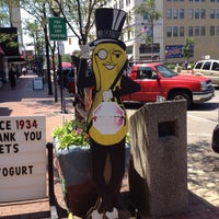 Photo taken at Peanut Shoppe by Kayla D. on 6/27/2012
