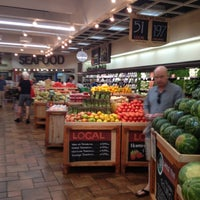 Photo taken at Whole Foods Market by Maya B. on 5/26/2012