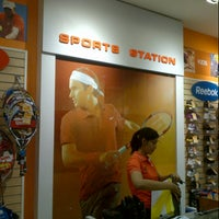 Photo taken at Sports Station by Adi K. on 7/17/2012