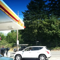 Photo taken at Shell by Greg M. on 8/12/2012