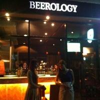 Photo taken at Beerology by Woraphon U. on 3/3/2012