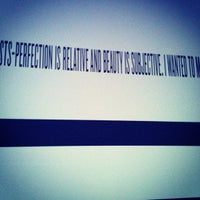 Photo taken at The Fashion World Of Jean Paul Gaultier At The Dallas Museum Of Art by Claire W. on 2/11/2012