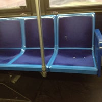 Photo taken at MTA B38 Bus Stop by Alexa F. on 3/3/2012