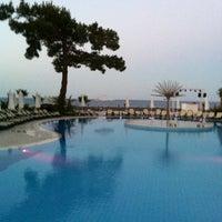 6/8/2012 tarihinde Alexandr P.ziyaretçi tarafından Crystal Aura Beach Resort Hotel&Spa'de çekilen fotoğraf