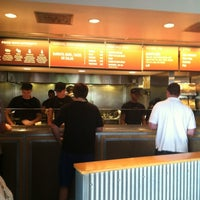 Photo taken at Chipotle Mexican Grill by Taylor B. on 6/5/2012