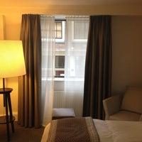 Photo taken at INK Hotel by Raffaella P. on 4/29/2012