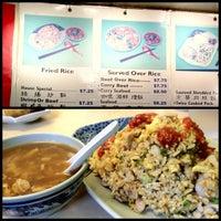 Photo taken at Green Village Restaurant by Ario J. on 7/31/2012