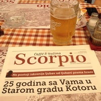 Photo taken at Scorpio by Volodymyr V. on 8/2/2012