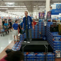 Photo taken at Walmart Supercenter by Kyle K. on 3/3/2012